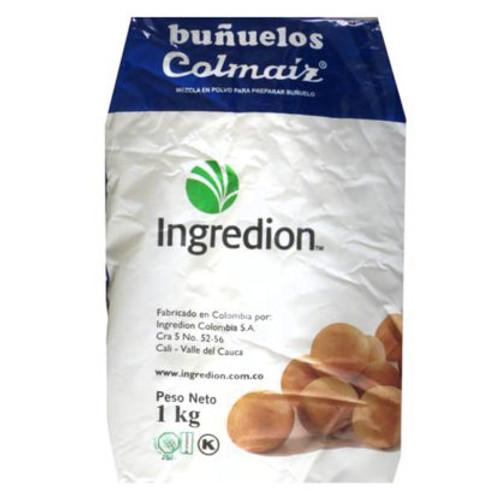 Colmaíz Buñuelos Ingredion 1kg