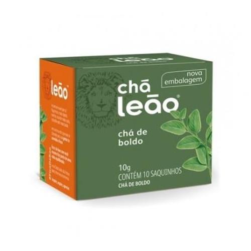 Cha De Boldo / Boldo tea LEAO 10g