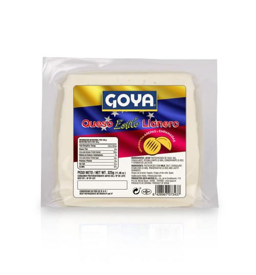 QUESO ESTILO LLANERO Goya 325g