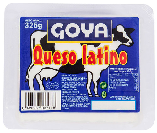 QUESO LATINO GOYA 325g