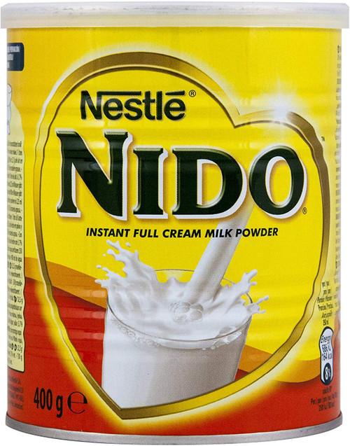 Nestlé Nestle Nido leche en polvo instantánea, 400 G,