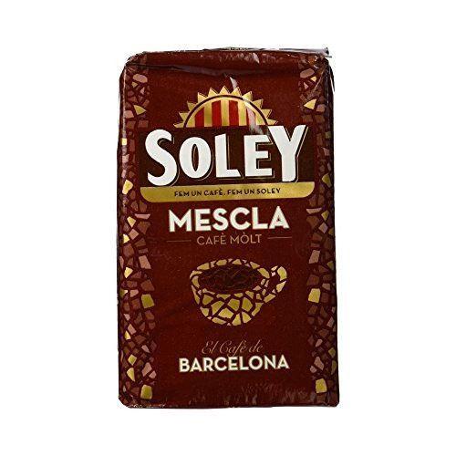 SOLEY CAFE MOLT MESCLA 250G