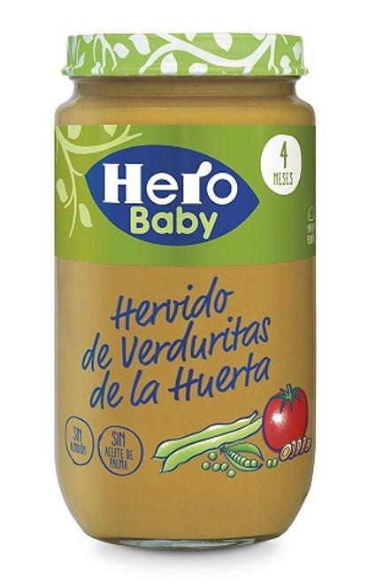 POTITOS  Hervido de Verduritas de la Huerta