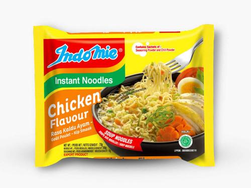 Indomie Instant Noodles Chicken Flavour 70g