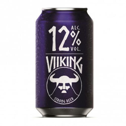 Viking Strong Beer 12% Lata 500ml