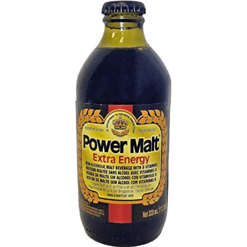 Power Malt Extra Energy