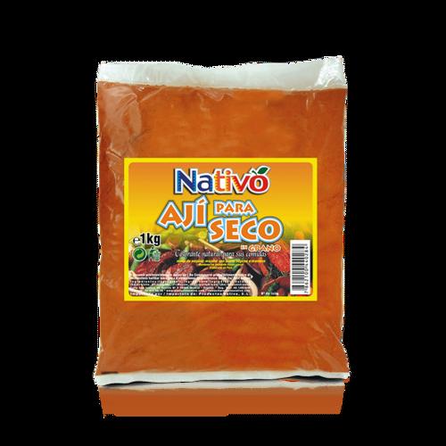 Ají para seco Nativo1kg