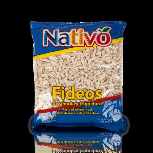 Fideo lazo pequeño Nativo400 g