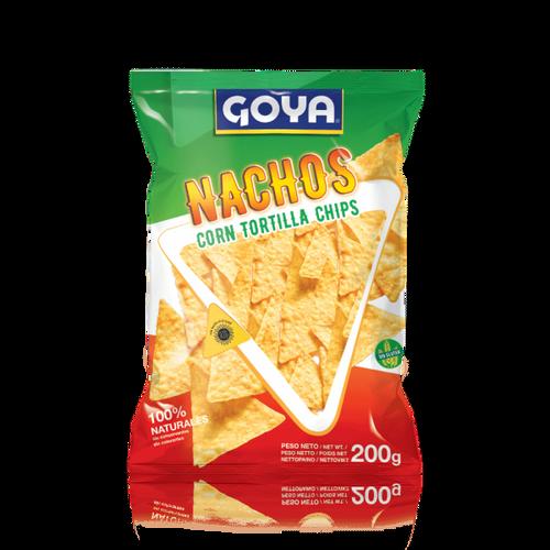 Nachos de maíz con sal 200gr