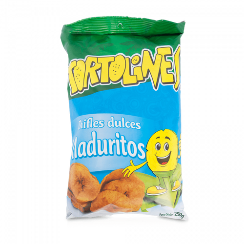 Chifle madurito Tortolines250gr