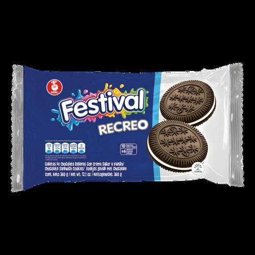 Galleta Festival recreo360gr