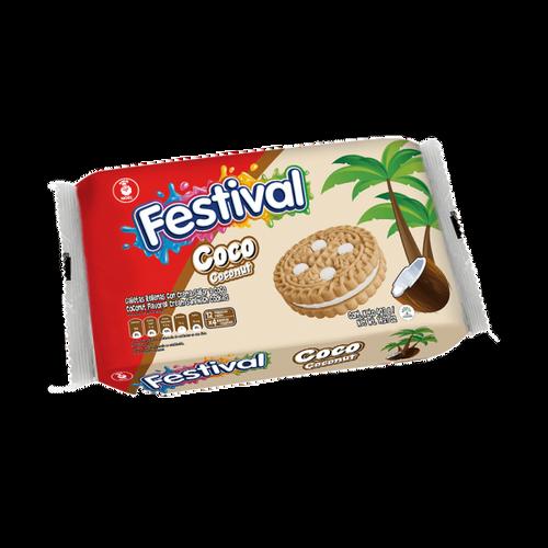 Galleta Festival Coco403gr