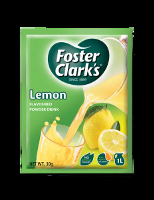 Foster Clark instant drink Lemon
