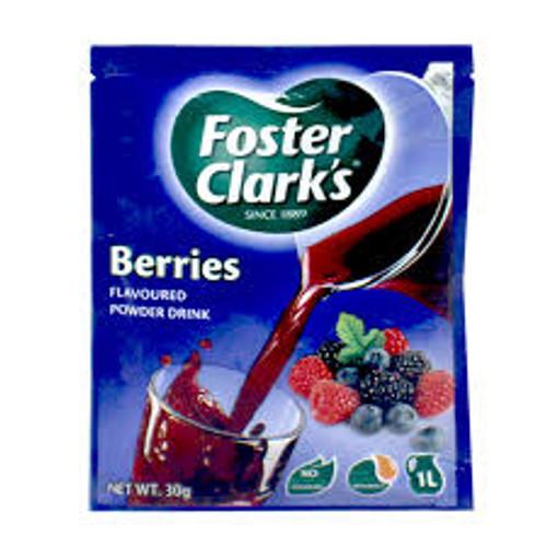 Foster Clark instant Berries 1L