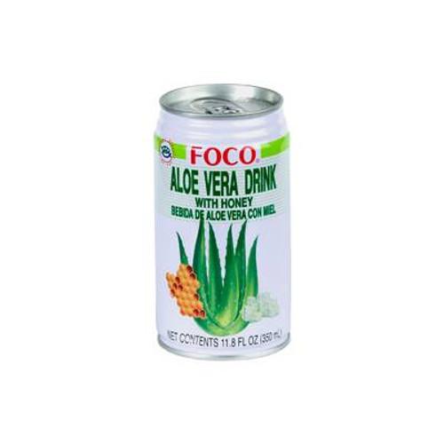 Foco aloe vera & honey juice 35oml