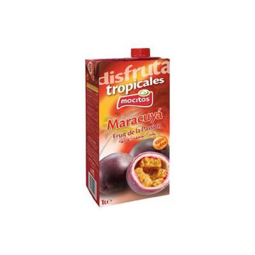Mocitos Fruit de la Passion tropical juice 1l