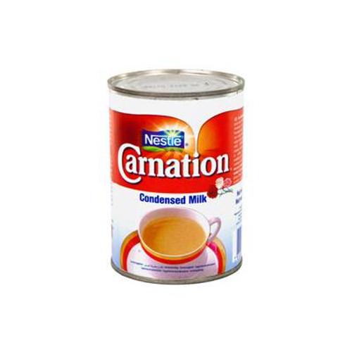 Condensed milk Nestlé carnation 410gr