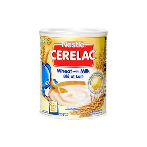 Nestlé Cerelac Wheat & Milk 400gr