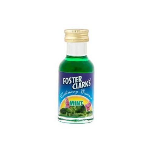 Foster Clark's Culinary essence mint flavor 28ml