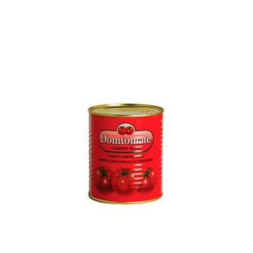 Tomato paste 800gr Domtomate
