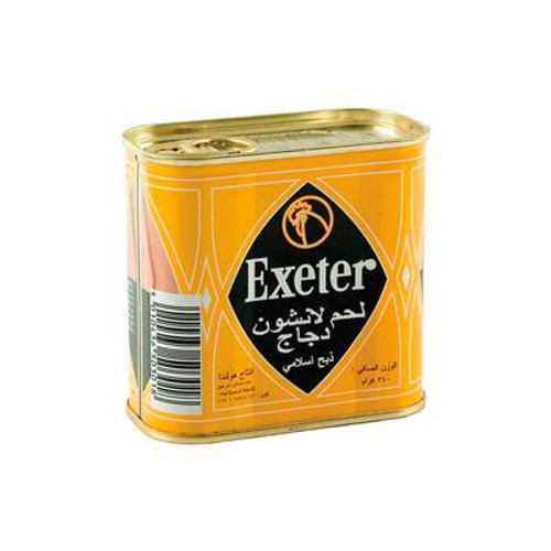 Exeter corned chicken 340gr