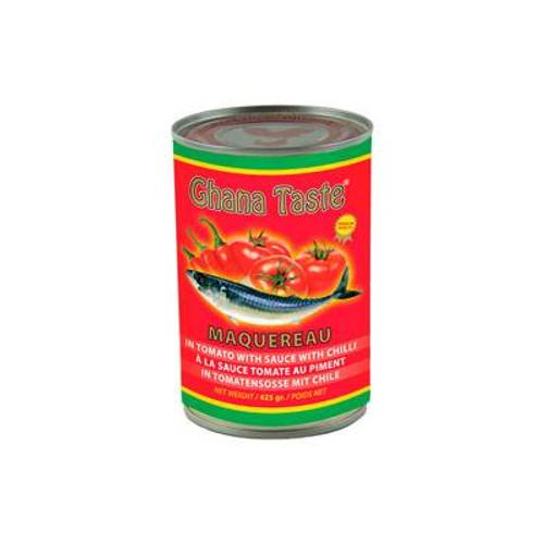 Mackerel in chilli Ghana Taste 425gr