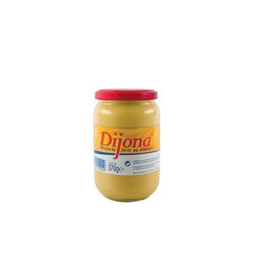 Dijona mustard de dijon 370 gr