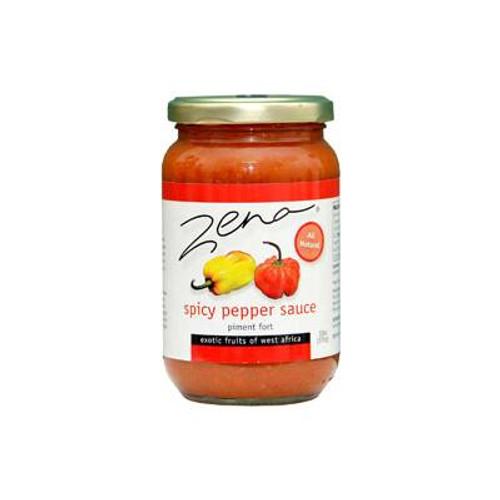 Hot pepper sauce Zena 370gr