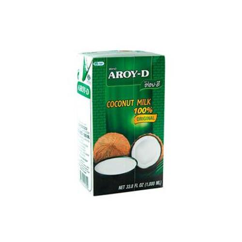 Leche de coco Aroy-D 1l