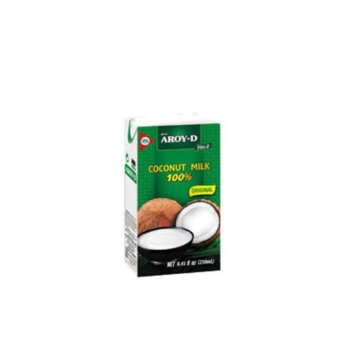 Leche de coco Aroy-D 250 ml