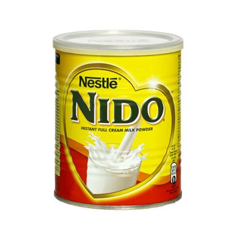 Nestle NIDO instant full cream milk powder 2500g