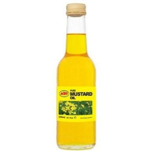 Aceite de mostasa 100% Puro 250ml