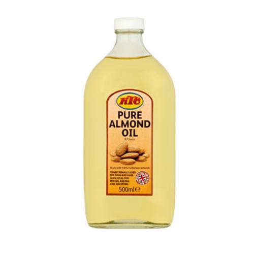 Aceite de Almendra 100% Puro 500ml