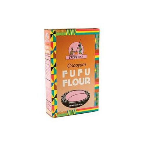 Cocoyam Fufu flournTropiway 680g