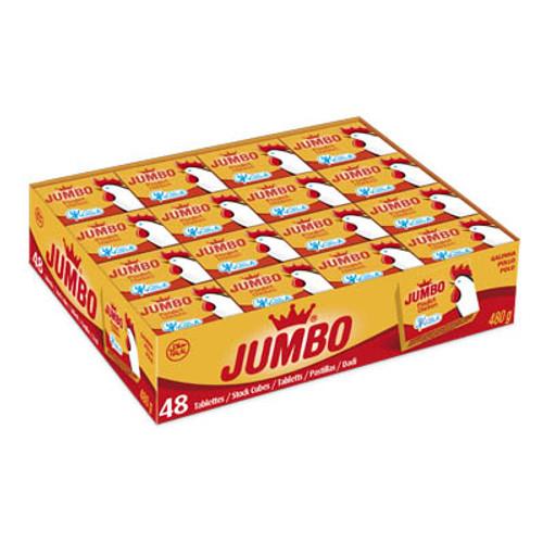 Jumbo pollo 48 pastillas