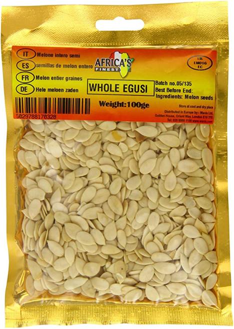 Semillas de Egusi African Foods 100g