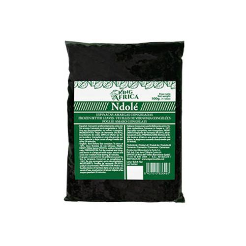 Ndole verde: espinacas amargas congelado 500g