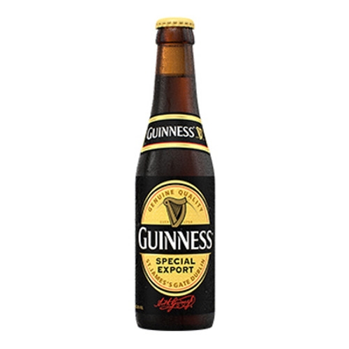 GUINNESS SPECIAL EXPORT 330ML