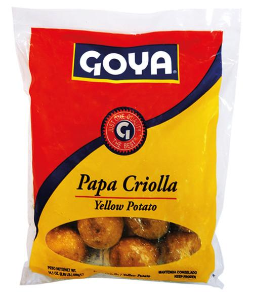 Papa Criolla Congelada 400G aprox