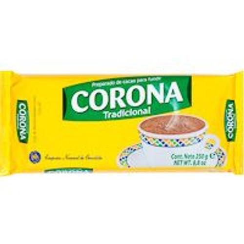 Chocolate corona GOYA, tableta 250 g