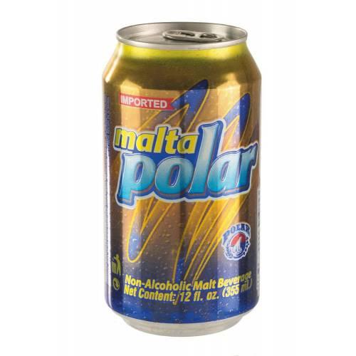 MALTA POLAR LATA 355ml