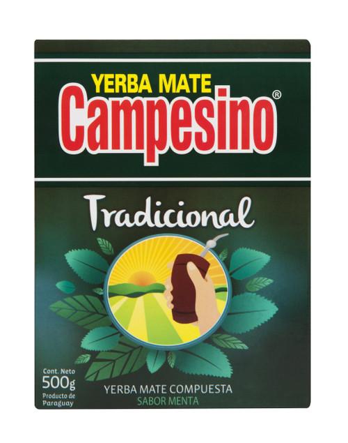Y. MATE CAMPESINO HIERBA NAT. 500gm