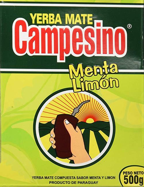 Y. MATE CAMPESINO MENTA LIMON