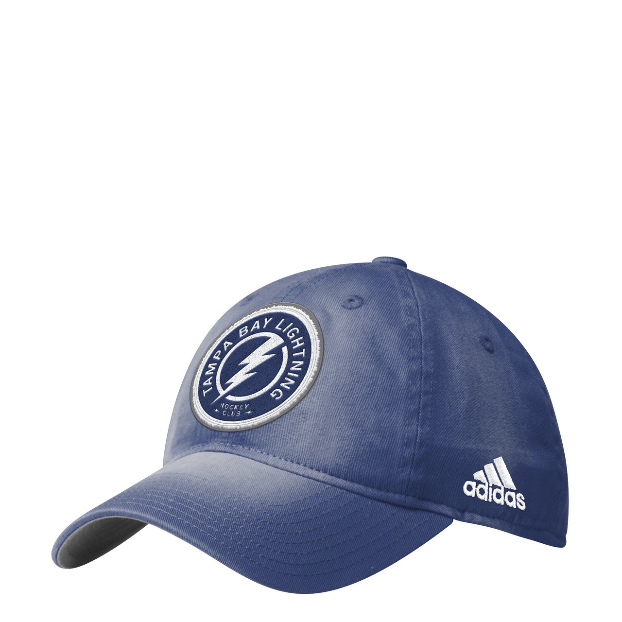 purchase cheap 4d917 6d7d8 Tampa Bay Lightning adidas Slouch Team Color Hat - Tampa Bay Sports