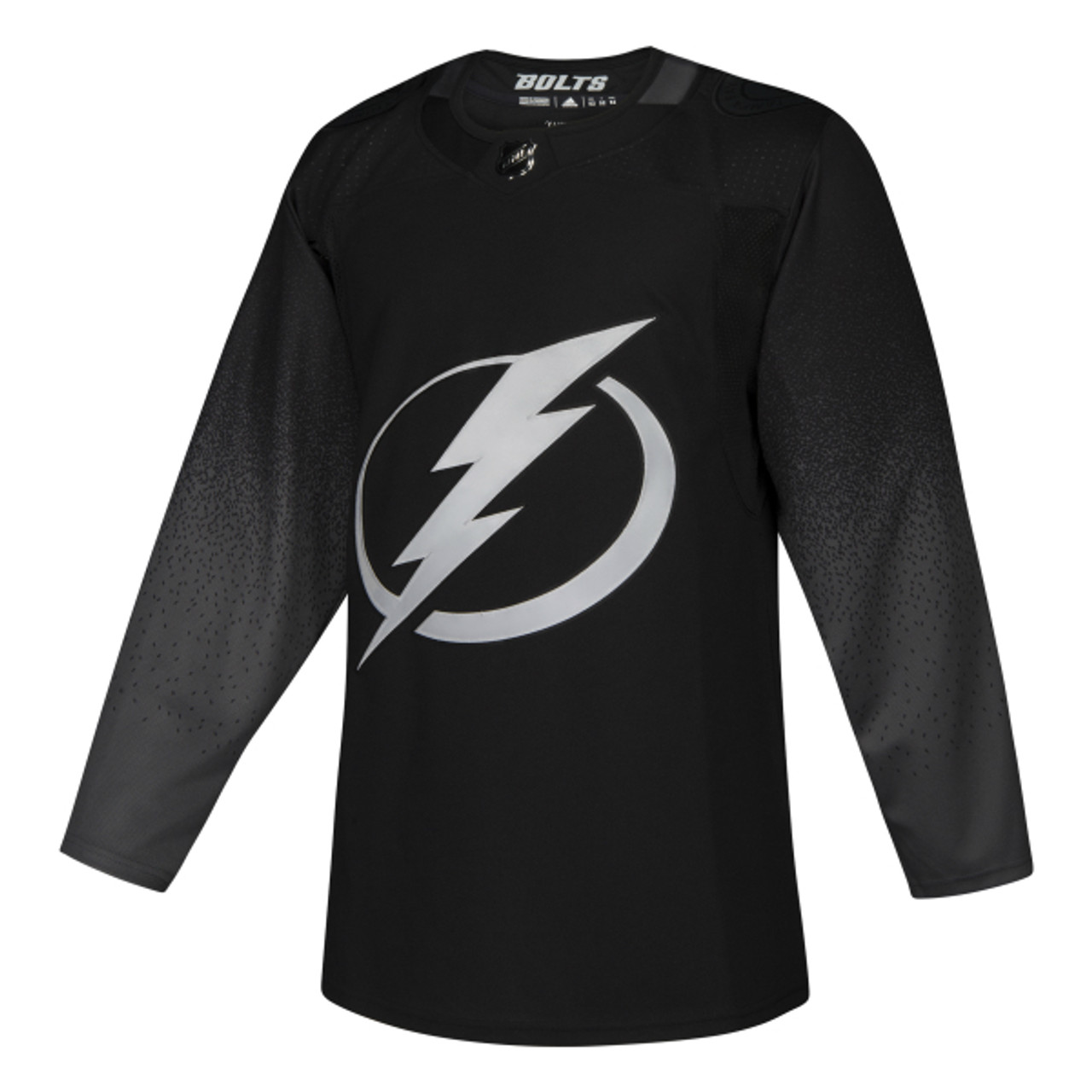 acf96f65 Tampa Bay Lightning adidas ADIZERO Authentic Third Jersey - Tampa ...