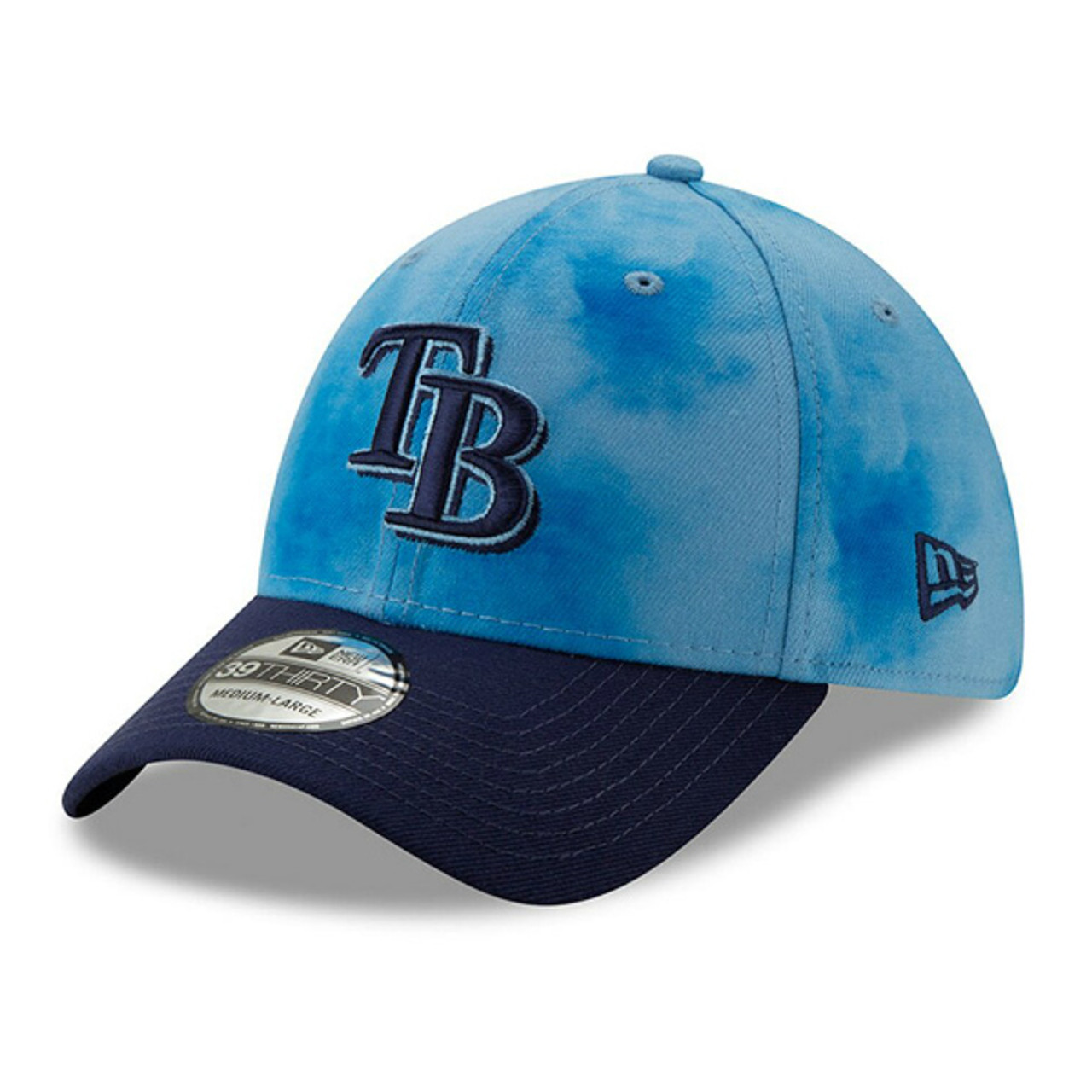 best service fe6de c1fa0 Men s Tampa Bay Rays New Era Father s Day 39Thirty Flex Hat - Tampa Bay  Sports