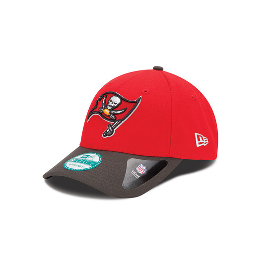 finest selection c2ba6 56b70 Youth Tampa Bay Buccaneers New Era Red League 9FORTY Adjustable Hat