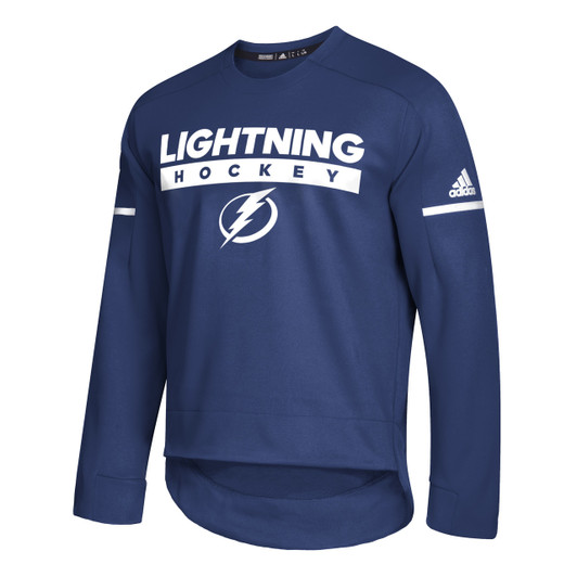 d53c908af Tampa Bay Lightning ADIZERO St. Patrick's Day Warm-up Jersey - Tampa ...