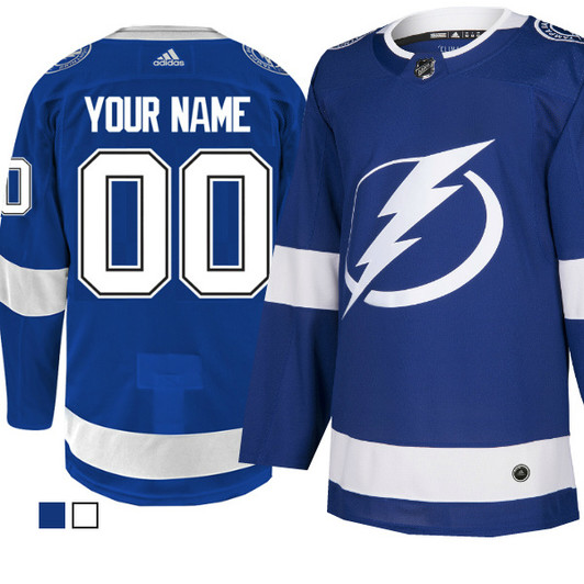 e7dd3c61 PERSONALIZED adidas ADIZERO Lightning Jersey with Authentic Lettering