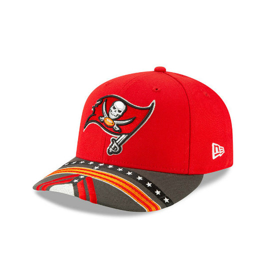 new style 881d1 208eb Men s Tampa Bay Buccaneers New Era 2019 NFL Draft On Stage Official 59Fifty  Hat